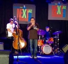 Bennett Phan at jam session