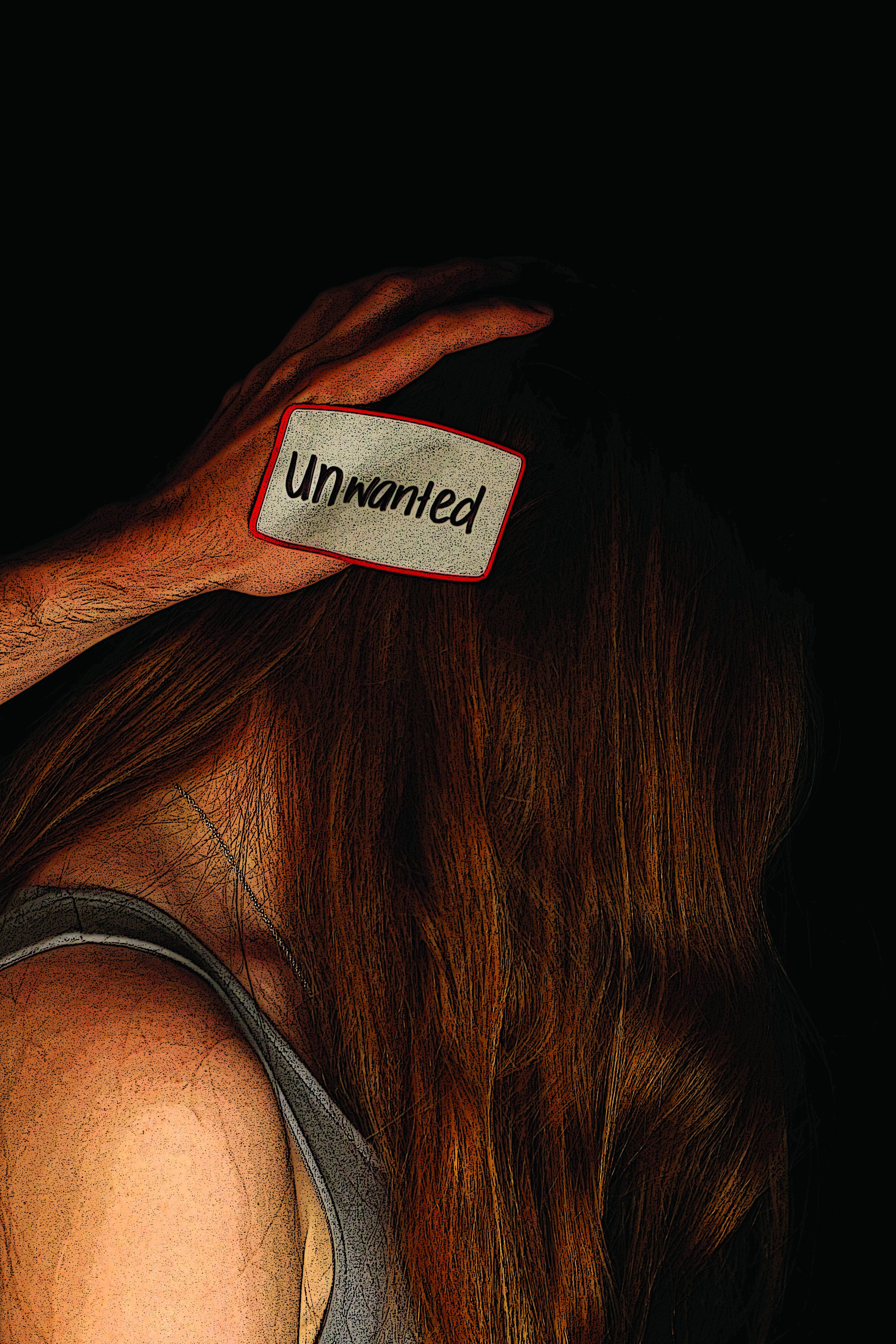 unwanted