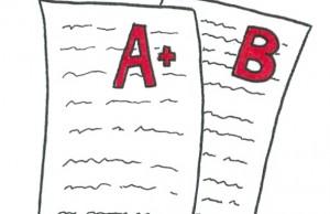Sharing Grades (Color)